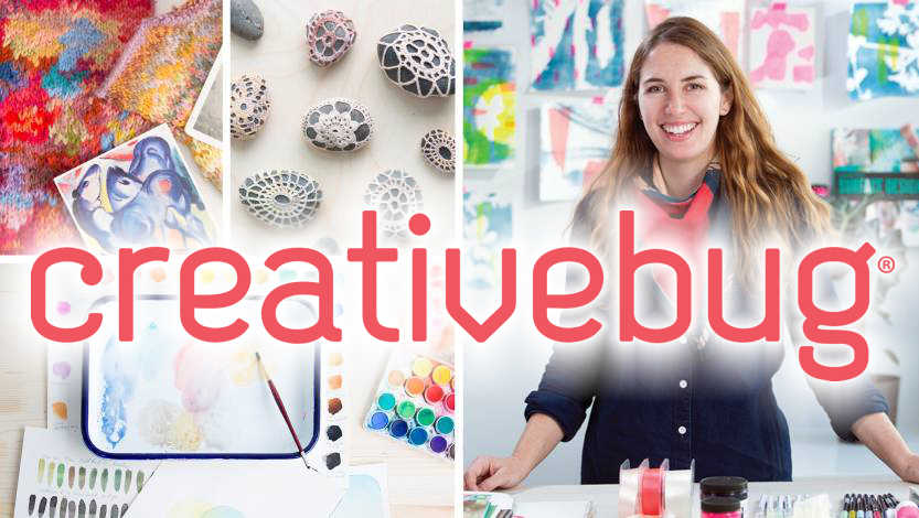 Creativebug Craft Tutorials